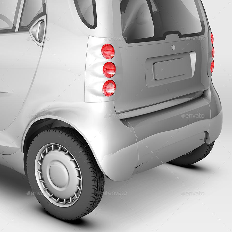 Smart Car Wrap Template 1st Place Award Certificate