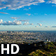 Los Angeles Winter Day - VideoHive Item for Sale