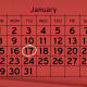 Calendar Timeline Promo - VideoHive Item for Sale