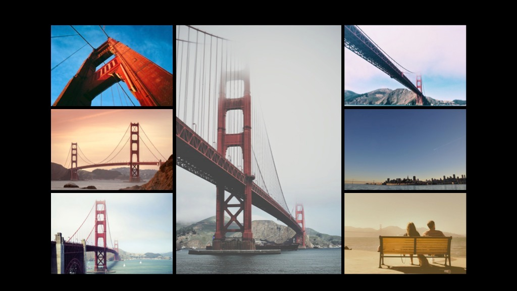 Photo Slideshow Gallery Powerpoint Template By Yannelos