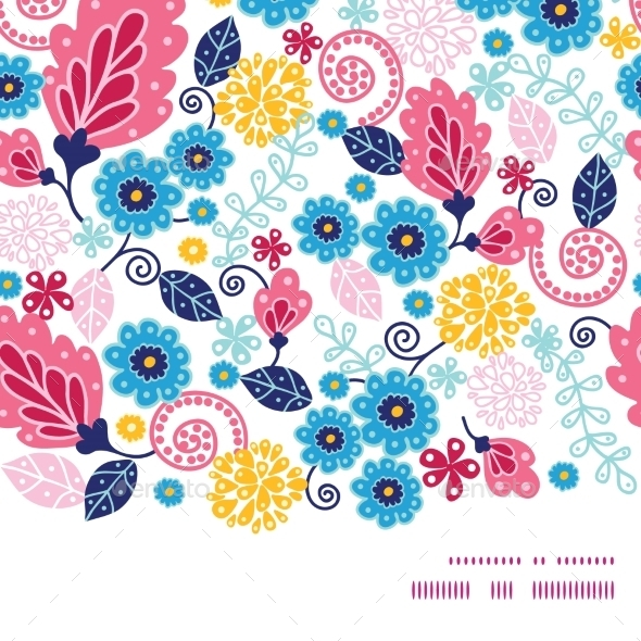 Flower Pattern  - Patterns Decorative