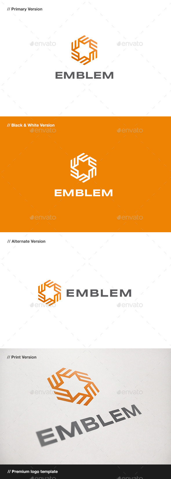 Emblem - Symbol Logo - Symbols Logo Templates