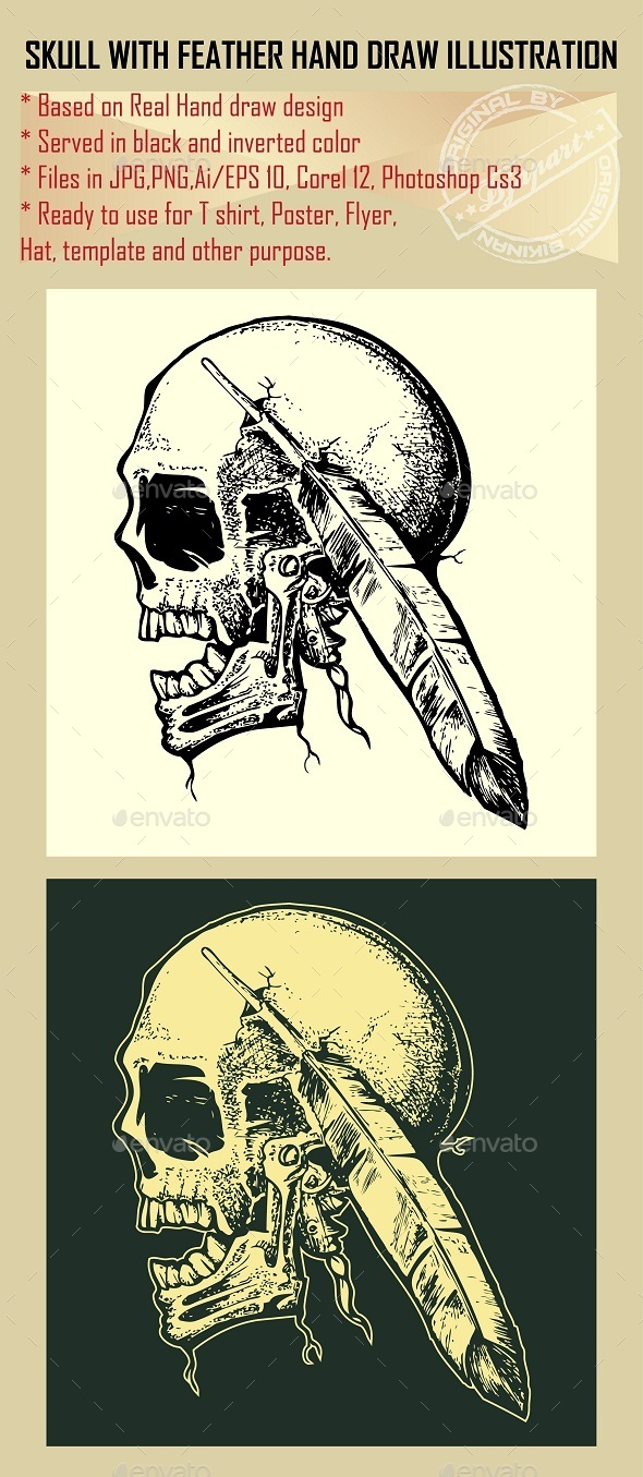 Skull - Miscellaneous Characters