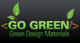 GO GREEN - Green Design Materials