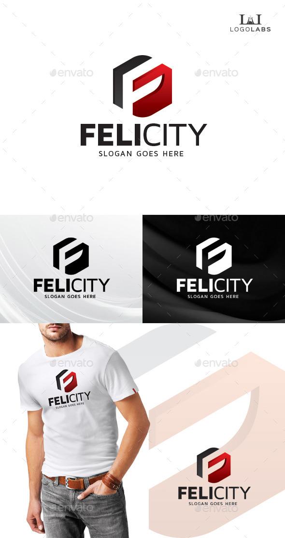 Letter F Logo - Letters Logo Templates