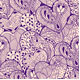 Violet Heart Seamless Pattern - GraphicRiver Item for Sale