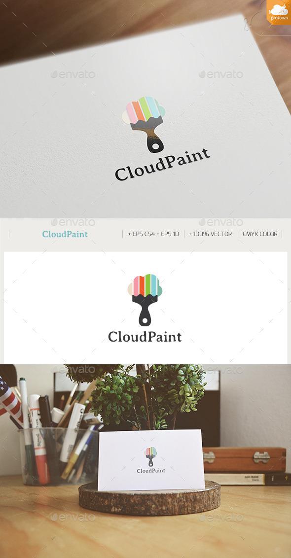 CloudPaint - Symbols Logo Templates