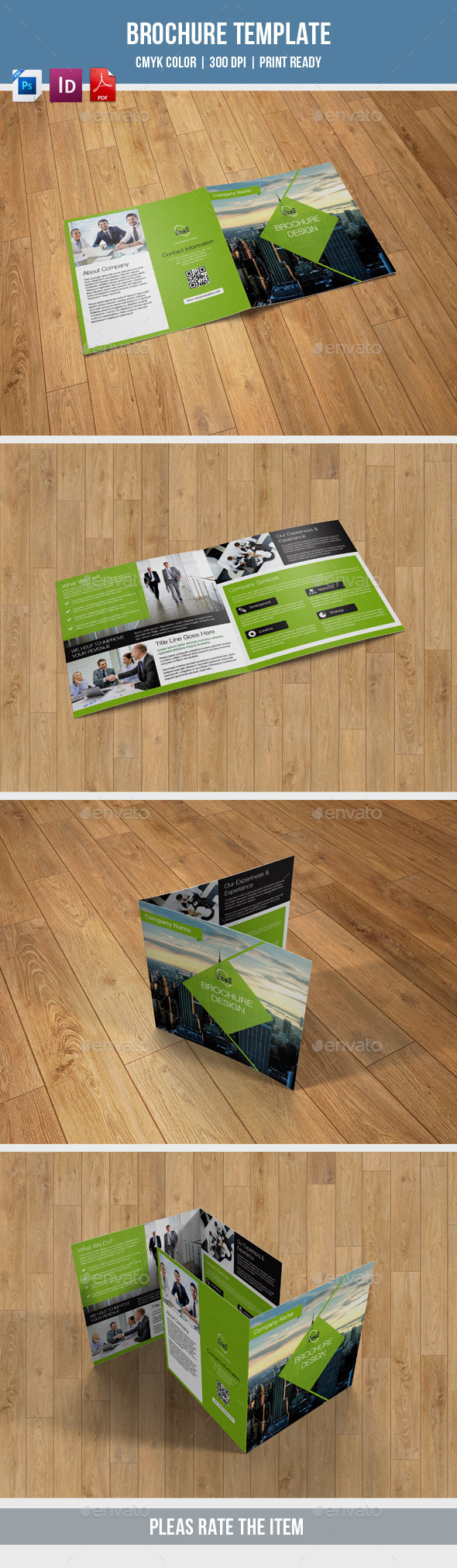 Corporate Square Bifold-V13 - Corporate Brochures