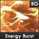 Abstract Energy Burst Background - GraphicRiver Item for Sale