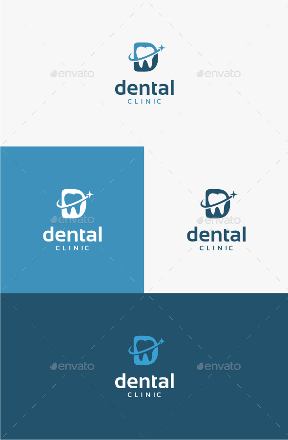 Dental - Logo Template - Objects Logo Templates