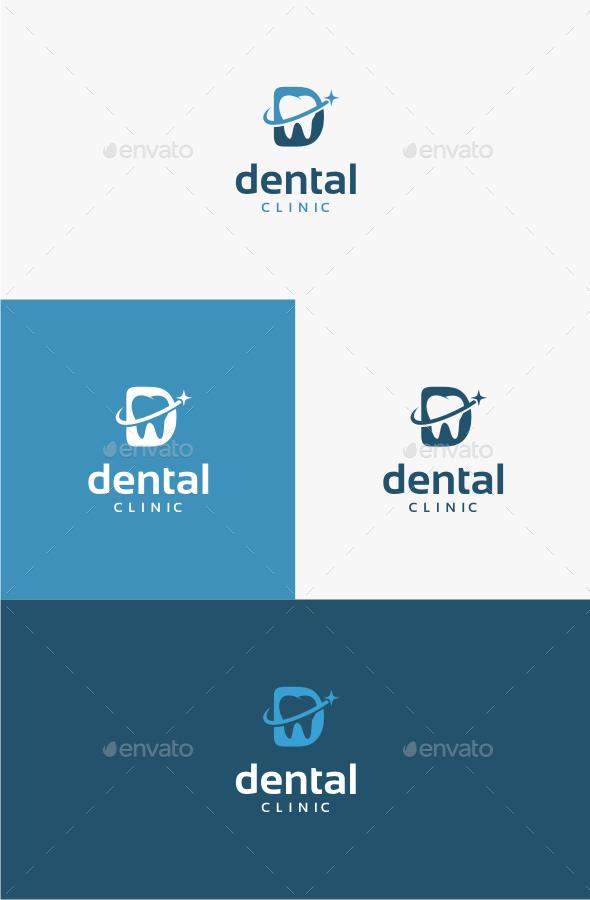 Dental - Logo Template - Objects Logo Templates