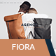 Fiora - Multi & Onepage Portfolio WordPress Theme - ThemeForest Item for Sale