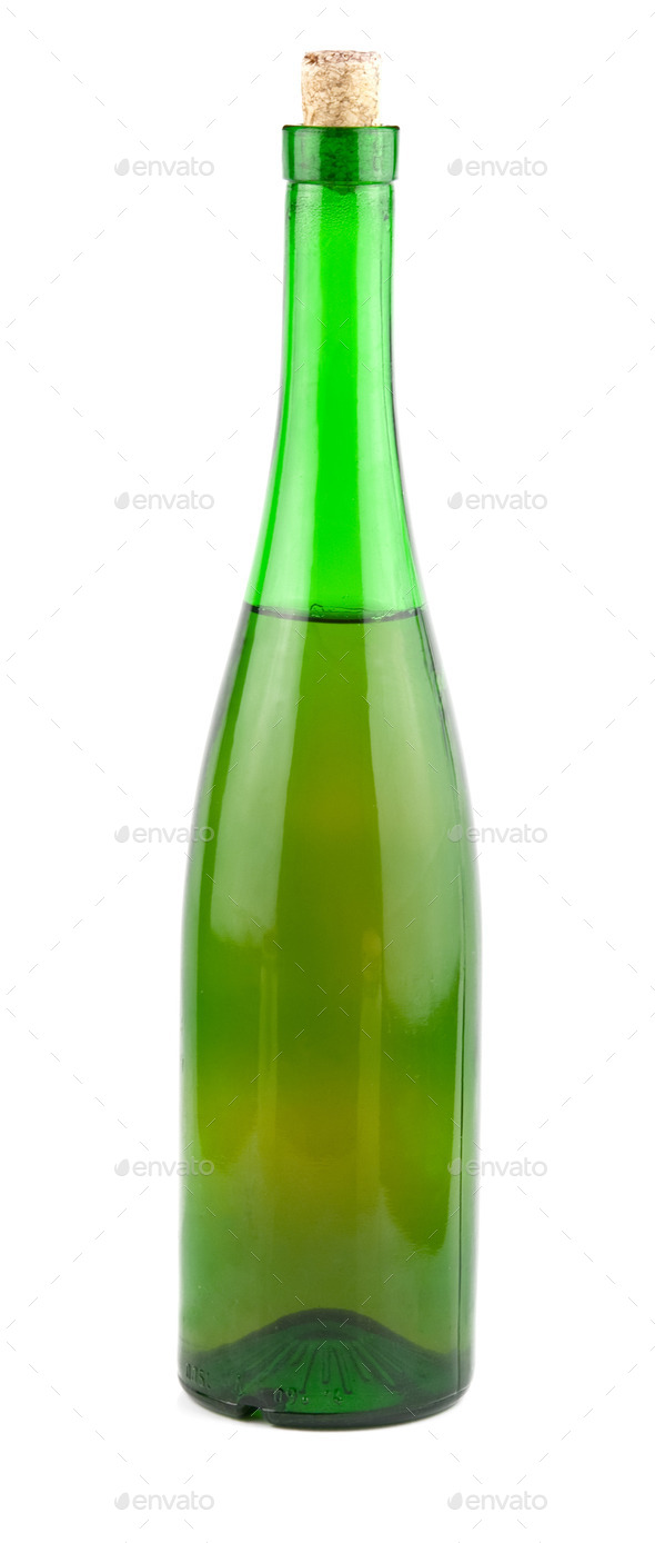 bottle guilt - Stock Photo - Images