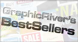 GraphicRiver's Bestsellers
