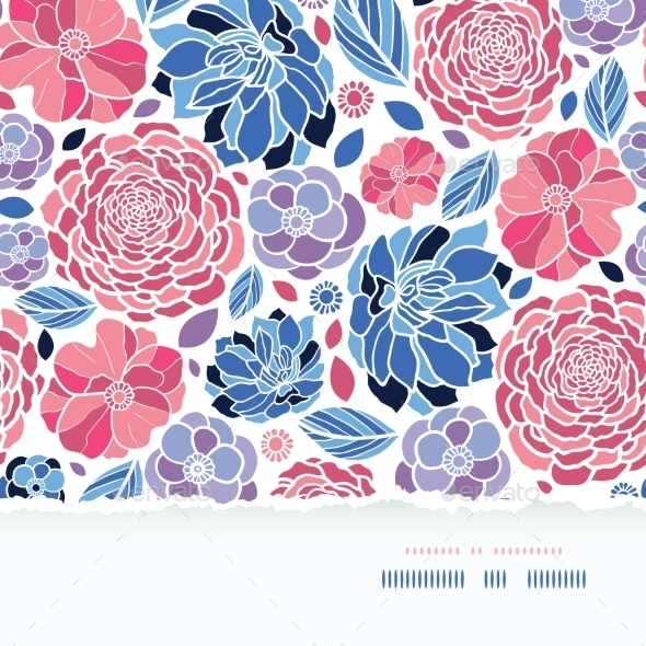 Summer Flowers Pattern - Flowers & Plants Nature