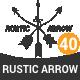 Rustic Arrow Set - GraphicRiver Item for Sale