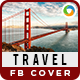 3 Travel Facebook Covers