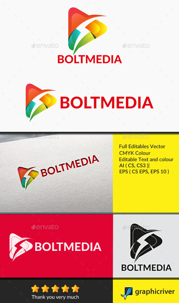Boltmedia - Symbols Logo Templates