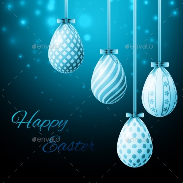 Happy Easter - Seasons Nature