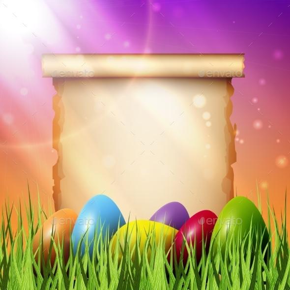 Happy Easter - Seasons Nature
