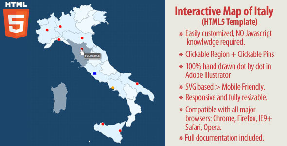 Interactive map of italy html5 by art101 codecanyon interactive map of italy html5 codecanyon item for sale gumiabroncs Images