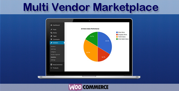 Multi Vendor Marketplace for WooCommerce - CodeCanyon Item for Sale