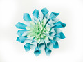 origami flower shape - PhotoDune Item for Sale