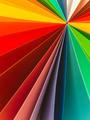 colorful fan pattern - PhotoDune Item for Sale