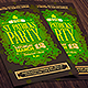 St Patricks Day Party Flyer & Invitation - GraphicRiver Item for Sale