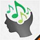 Mind Music Track Logo