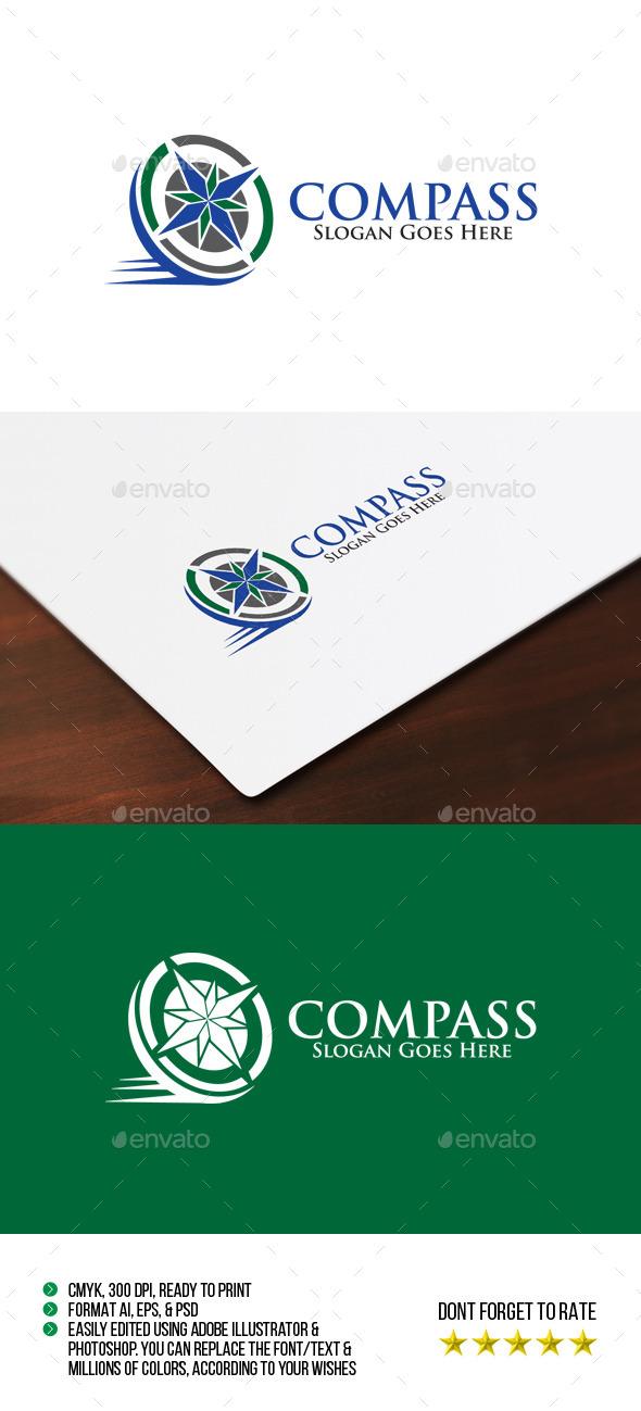 Compass Logo - Symbols Logo Templates