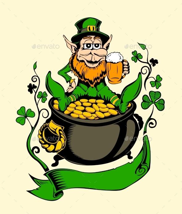 St. Patrick Image - Business Conceptual