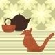 Clay Made Tea Ceremony Set - GraphicRiver Item for Sale