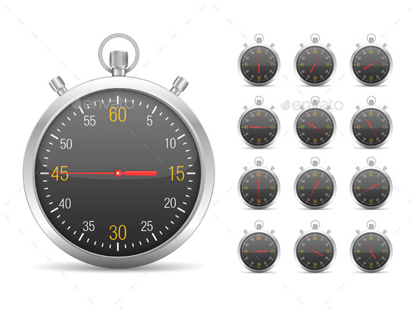 Timers - Man-made Objects Objects