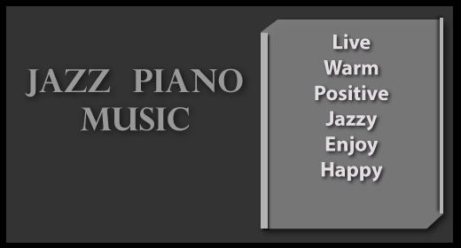 Jazz Piano Music