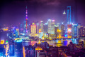Shanghai China cityscape at Night - PhotoDune Item for Sale