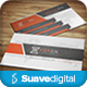 Sompo - Creative Bussiness Card Template v2 - GraphicRiver Item for Sale
