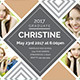 Graduation Invitation - Collage - GraphicRiver Item for Sale