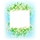 Card with Small White Flowers - GraphicRiver Item for Sale