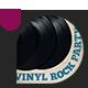 Retro Party Flyer • Vinyl Rock Party - GraphicRiver Item for Sale