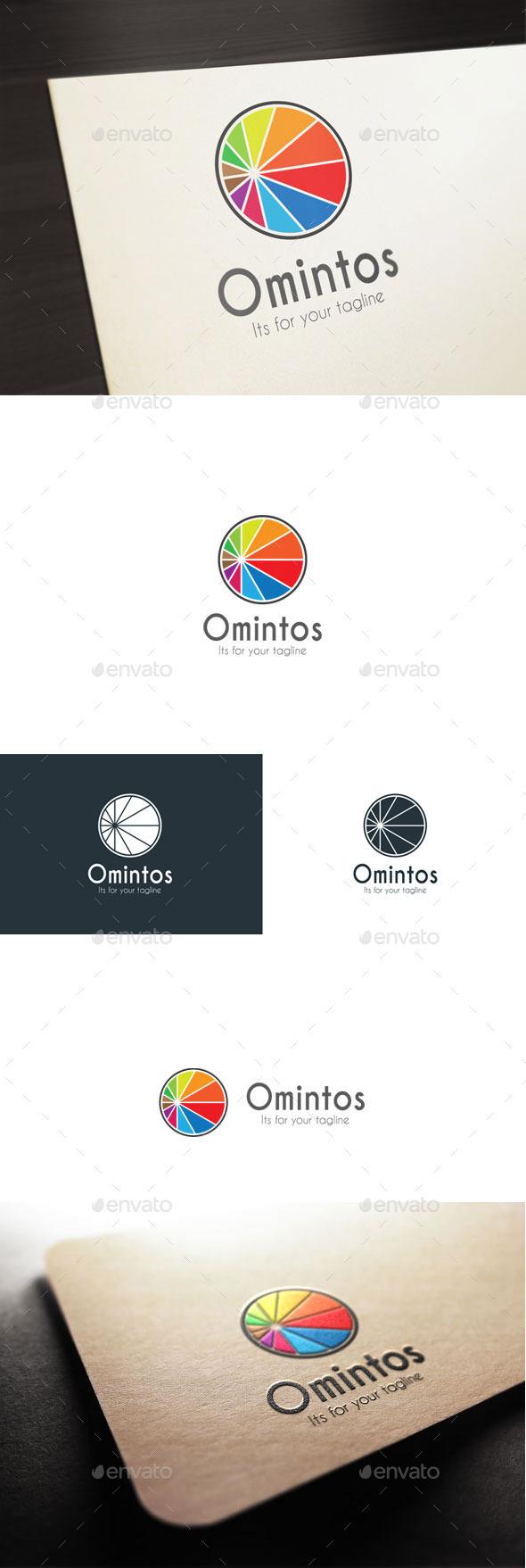 Omintos  Logo - Symbols Logo Templates