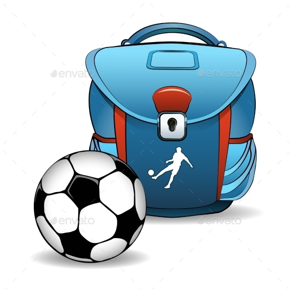 Soccer Bag - Sports/Activity Conceptual