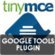 Google Tools Plugin for TinyMCE 4 - CodeCanyon Item for Sale