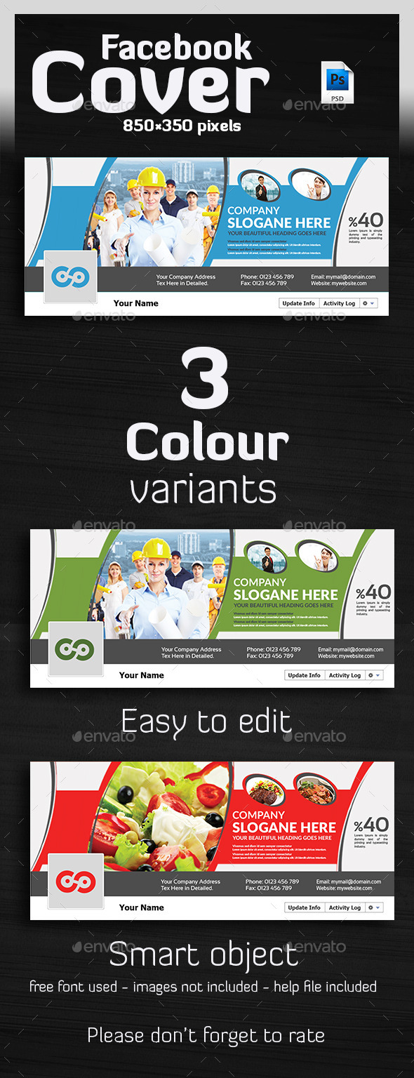 Multipurpose Banner Timeline Template  - Facebook Timeline Covers Social Media