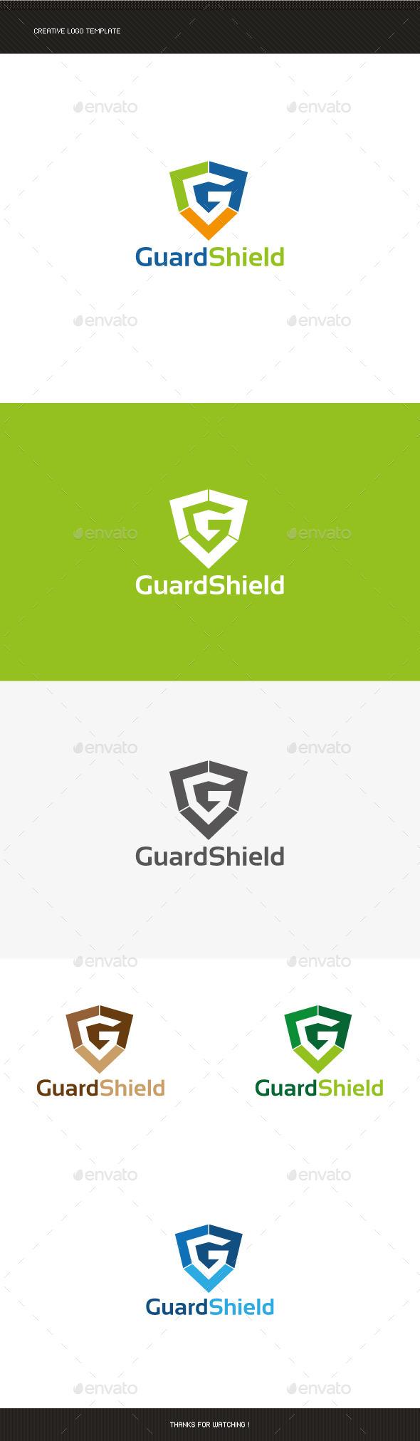 G Letter Logo Template - Letters Logo Templates