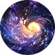 Spiral Galaxies - GraphicRiver Item for Sale