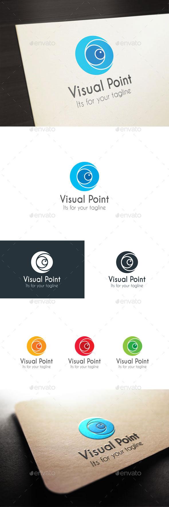 Visual Point - Symbols Logo Templates