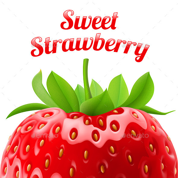 Sweet Strawberries - Miscellaneous Seasons/Holidays