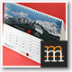 Desk Calendar 2015-2016 - GraphicRiver Item for Sale