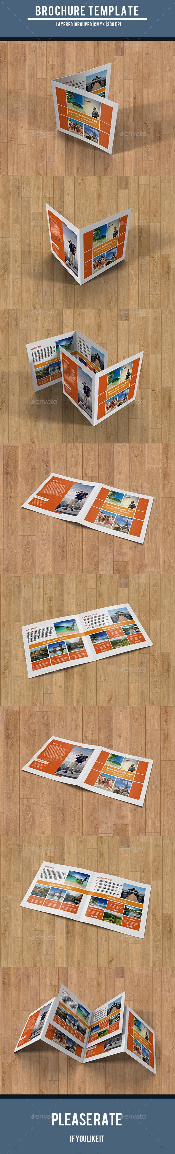 Travel Square Brochure-V214 - Corporate Brochures
